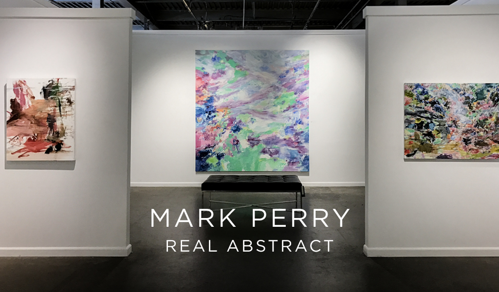 REAL ABSTRACT, Installation View 1