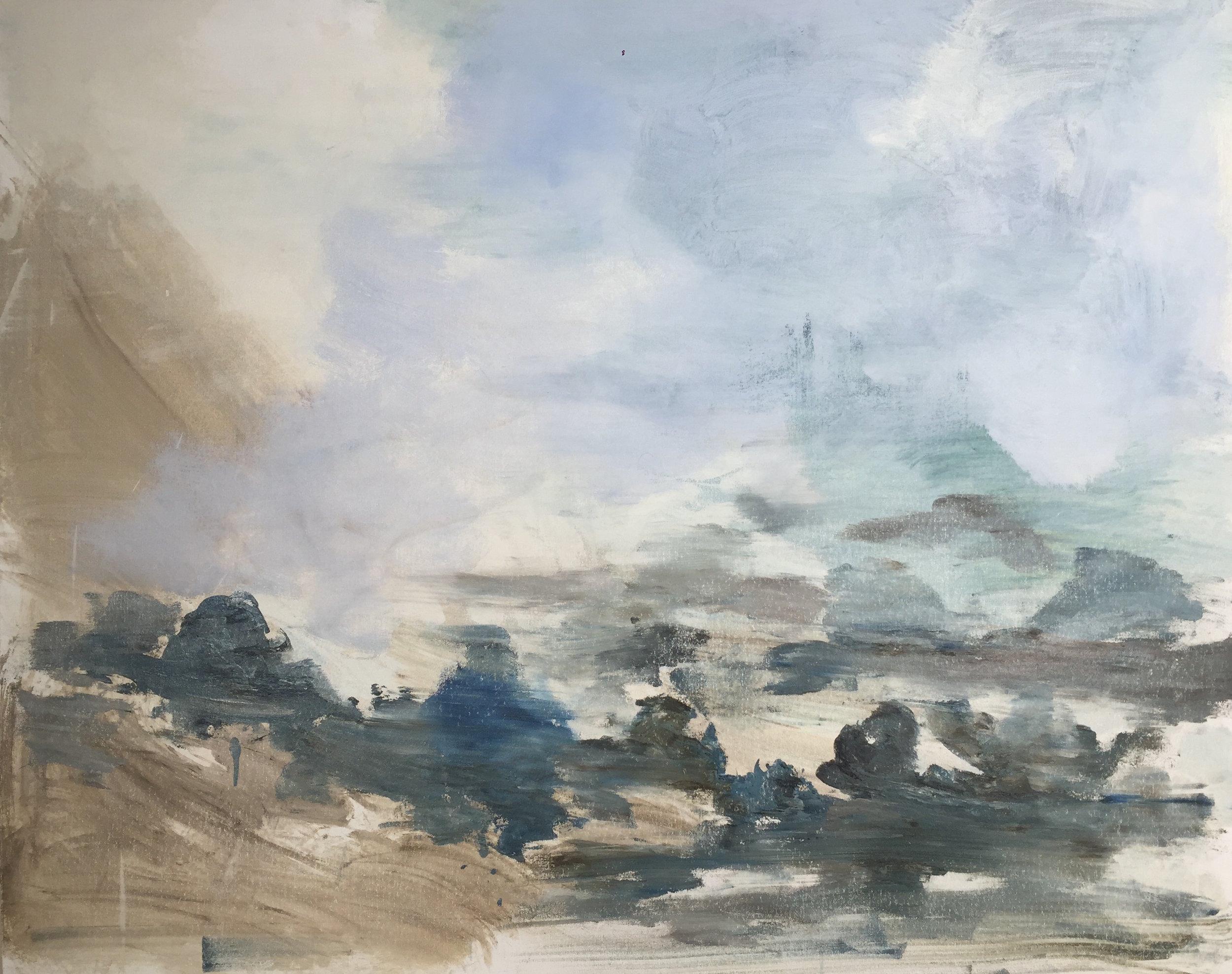 Stormy, 2014,