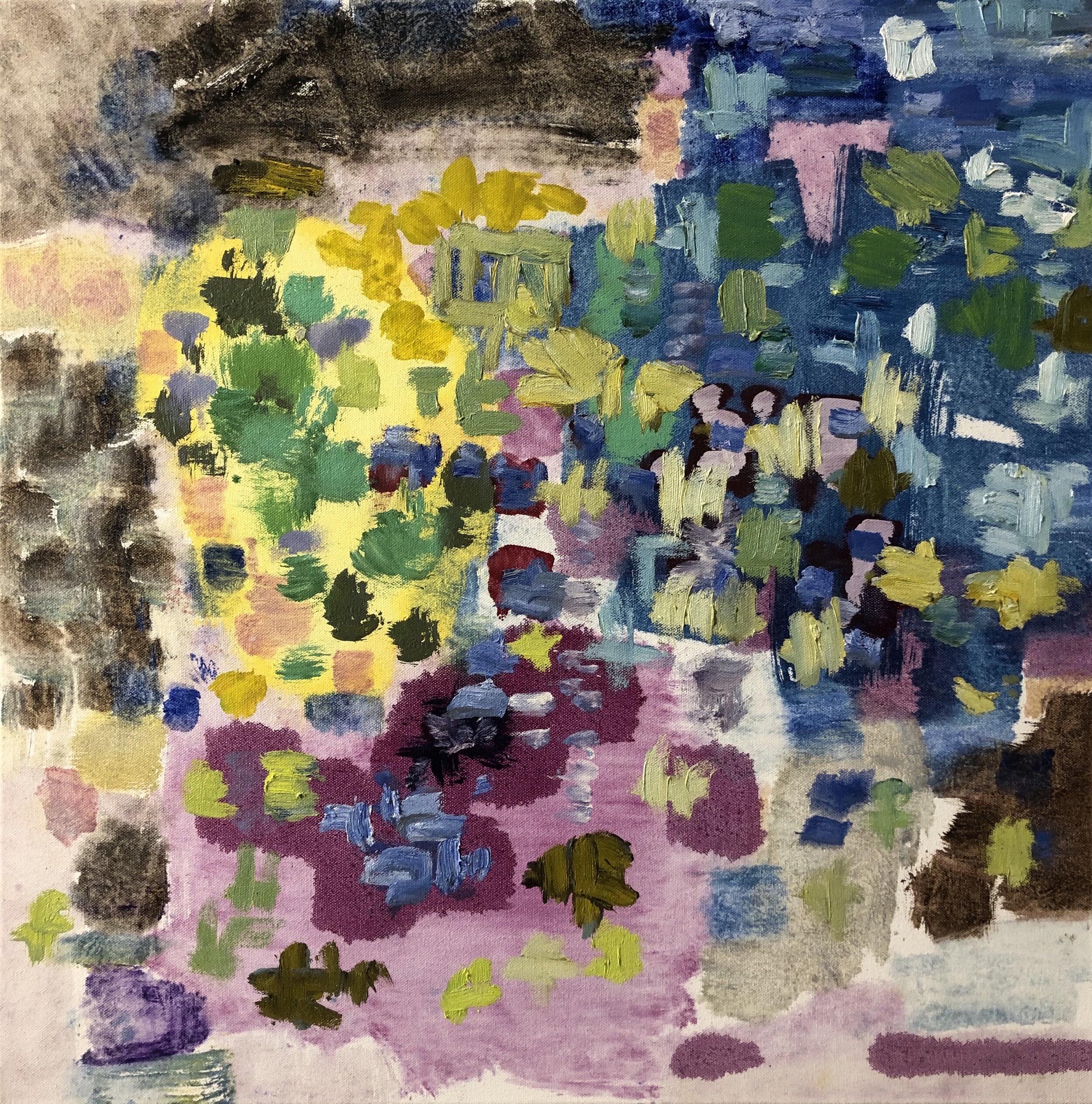 Composition Mosaic, 2019
