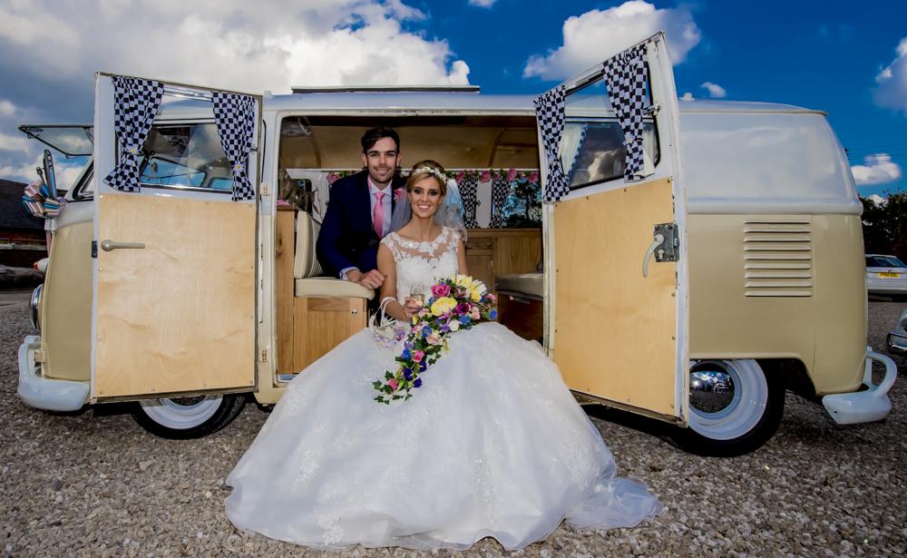 Mr and Mrs Tennant © Crankphoto