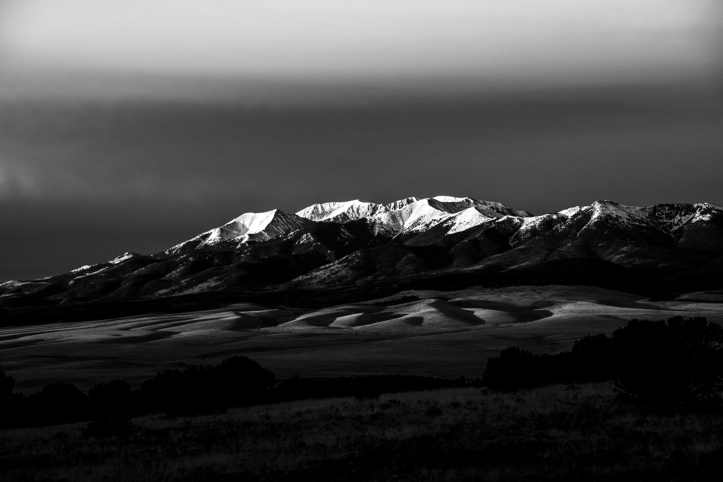 Mount Herrard in Colorado