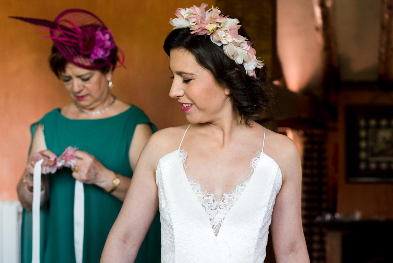 fotografia preparativi della sposa