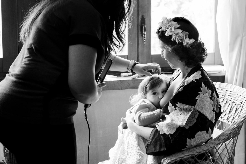 fotografia amore di mamma sposa