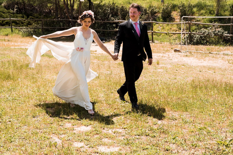 sposi che si amano
