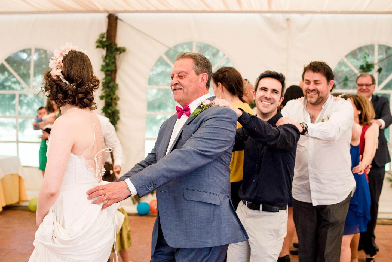 danze trenino festa allegria party