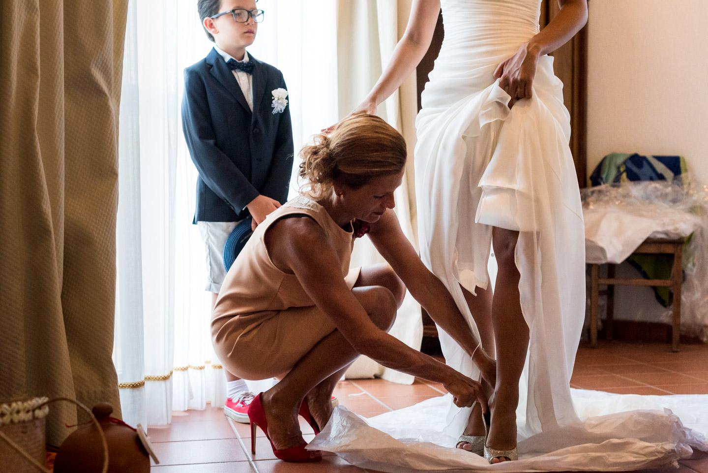 zapato-novia-hermana-sobrino-emocion