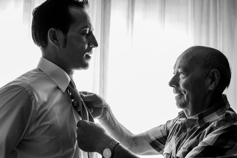 sposo-papà-bianco_e_nero-cravatta