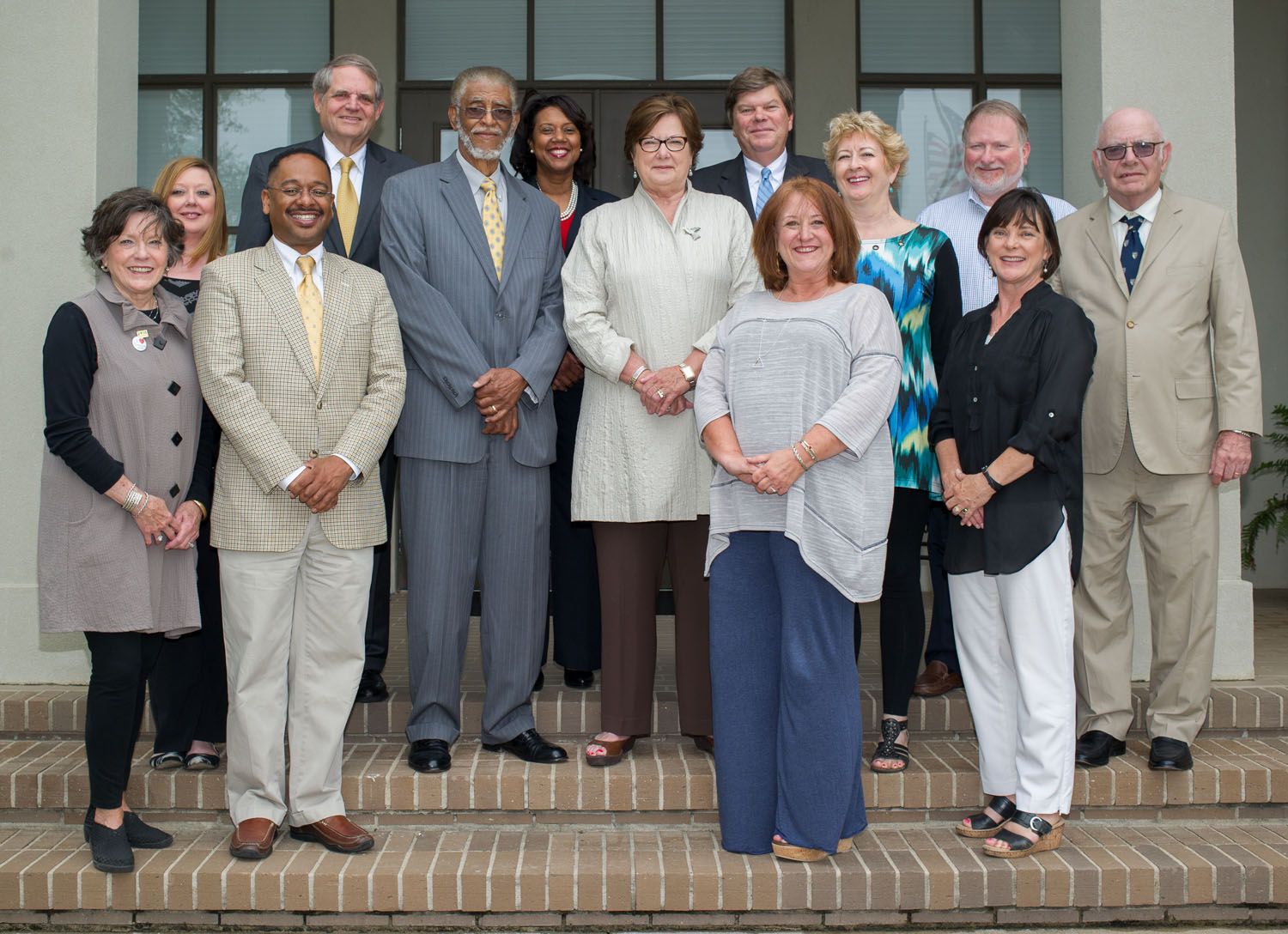 Members of the 2016 MDNHA Board of Directors and staff