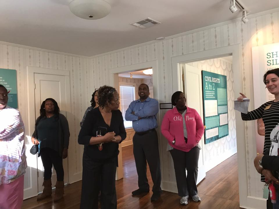 "Delta State University Archives & Museum: ""The Museum Mile: Docents in the Amzie Moore House Museum and MS Delta Chinese Heritage Museum"""