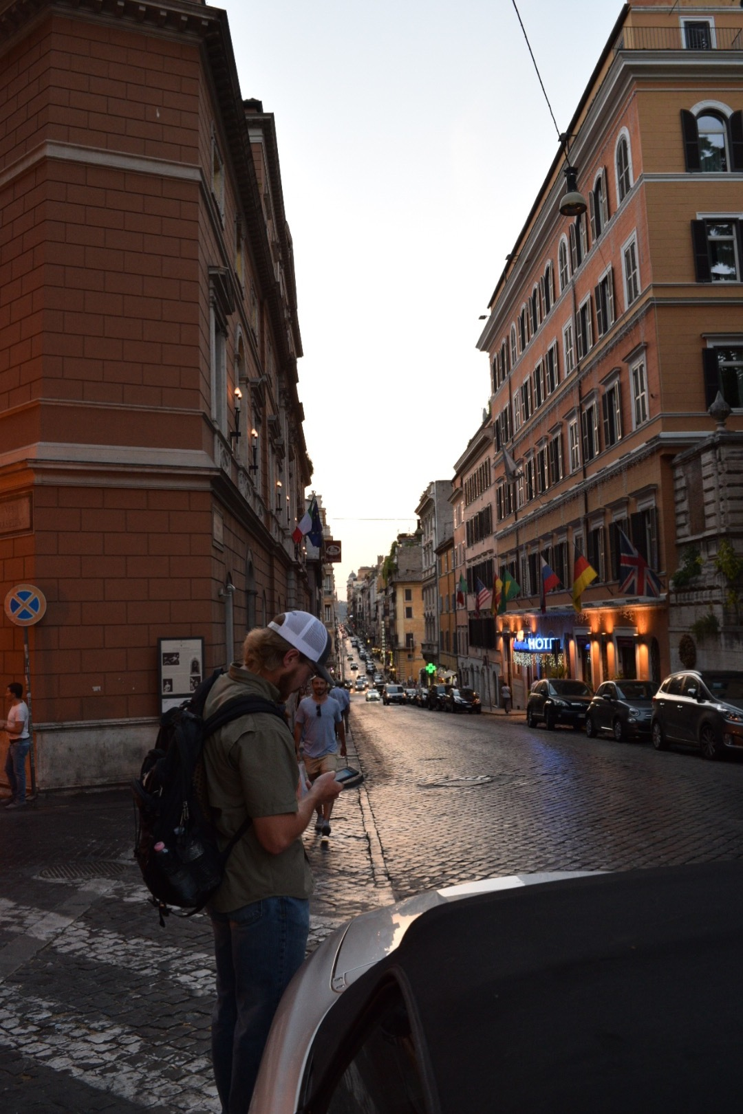 Day 1:  Learning to Navigate Rome
