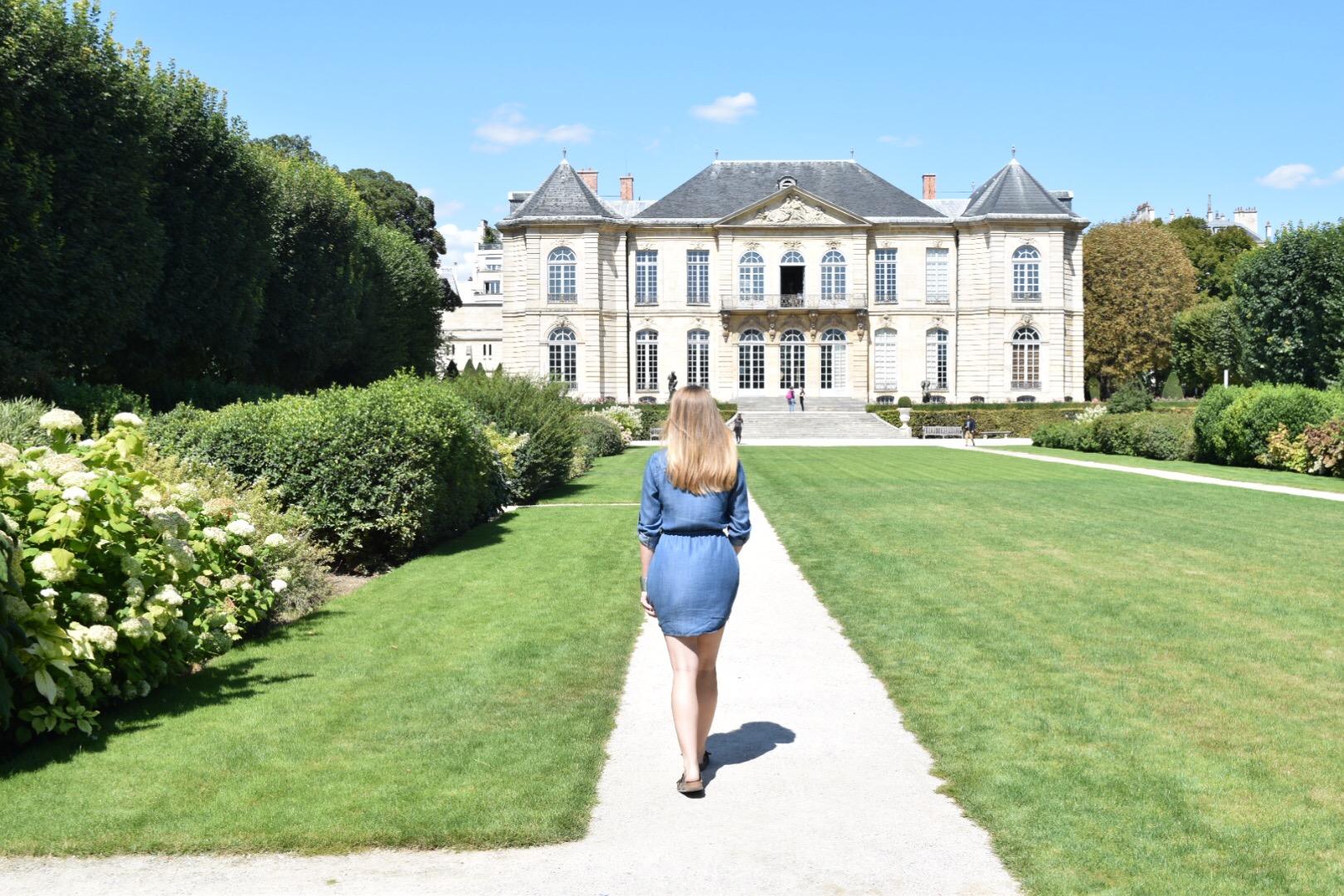 Day 6: Musee Rodin