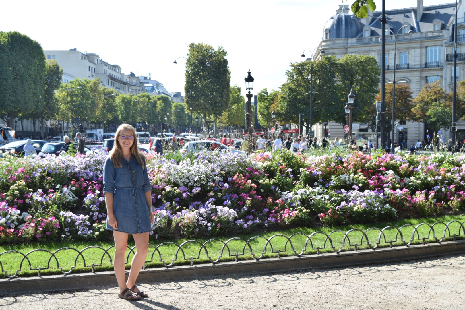 Day 6:  Champs Elysees