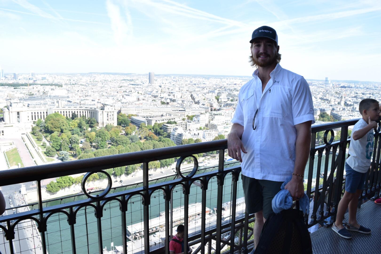 Day 7: Eiffel Tower