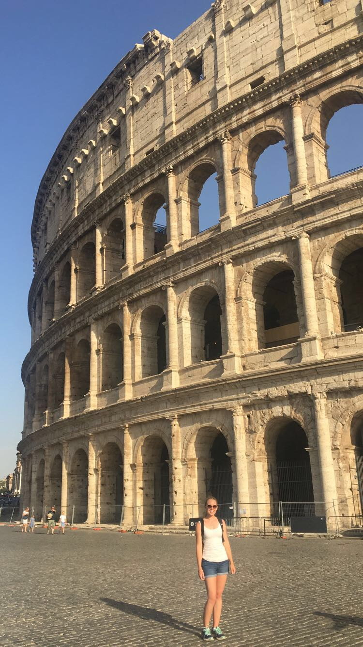 Day 3:  The Colosseum