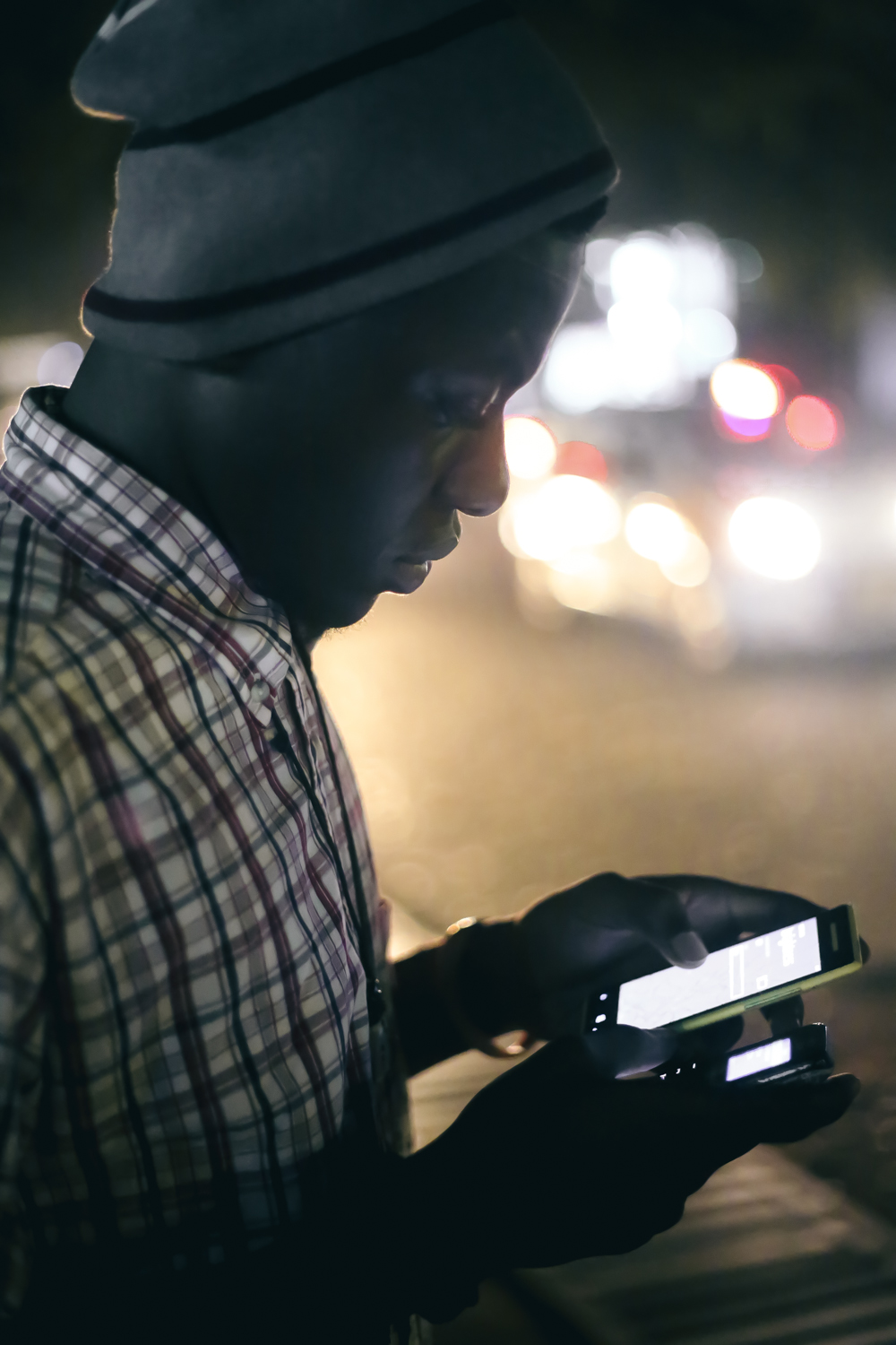 Because of their lives with dumsor, millennials in Ghana often have two phones: one smartphone to use apps like instagram and snapchat, and one old mobile phone with a longer lasting battery in case the battery of their smartphone dies during a power outage.