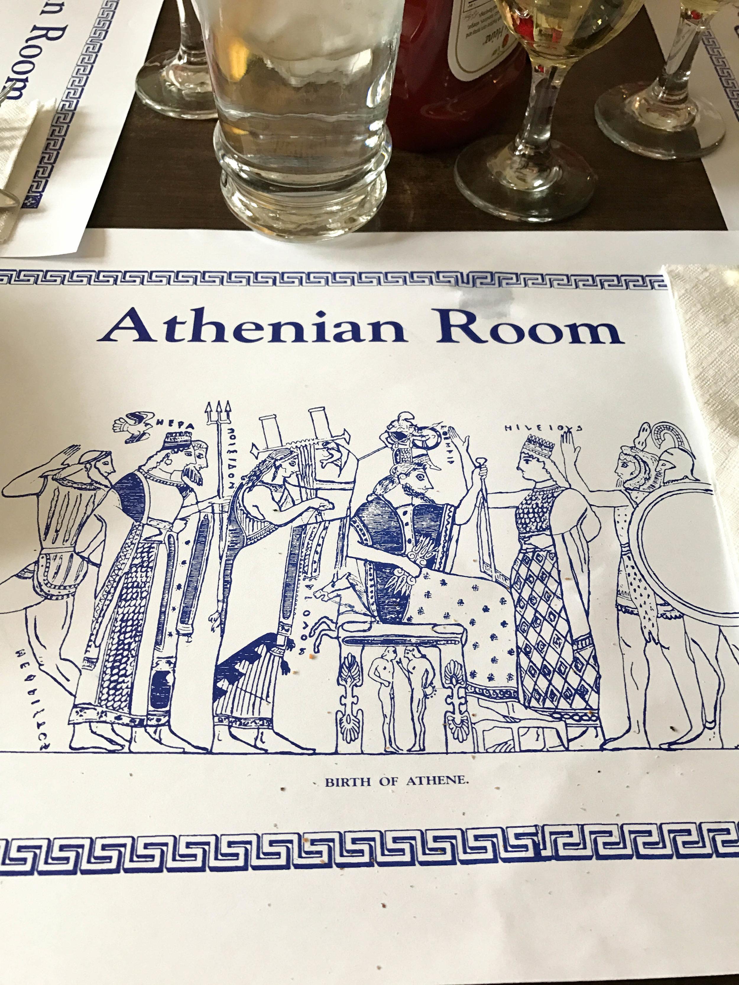 Greek Restaurant Chicago