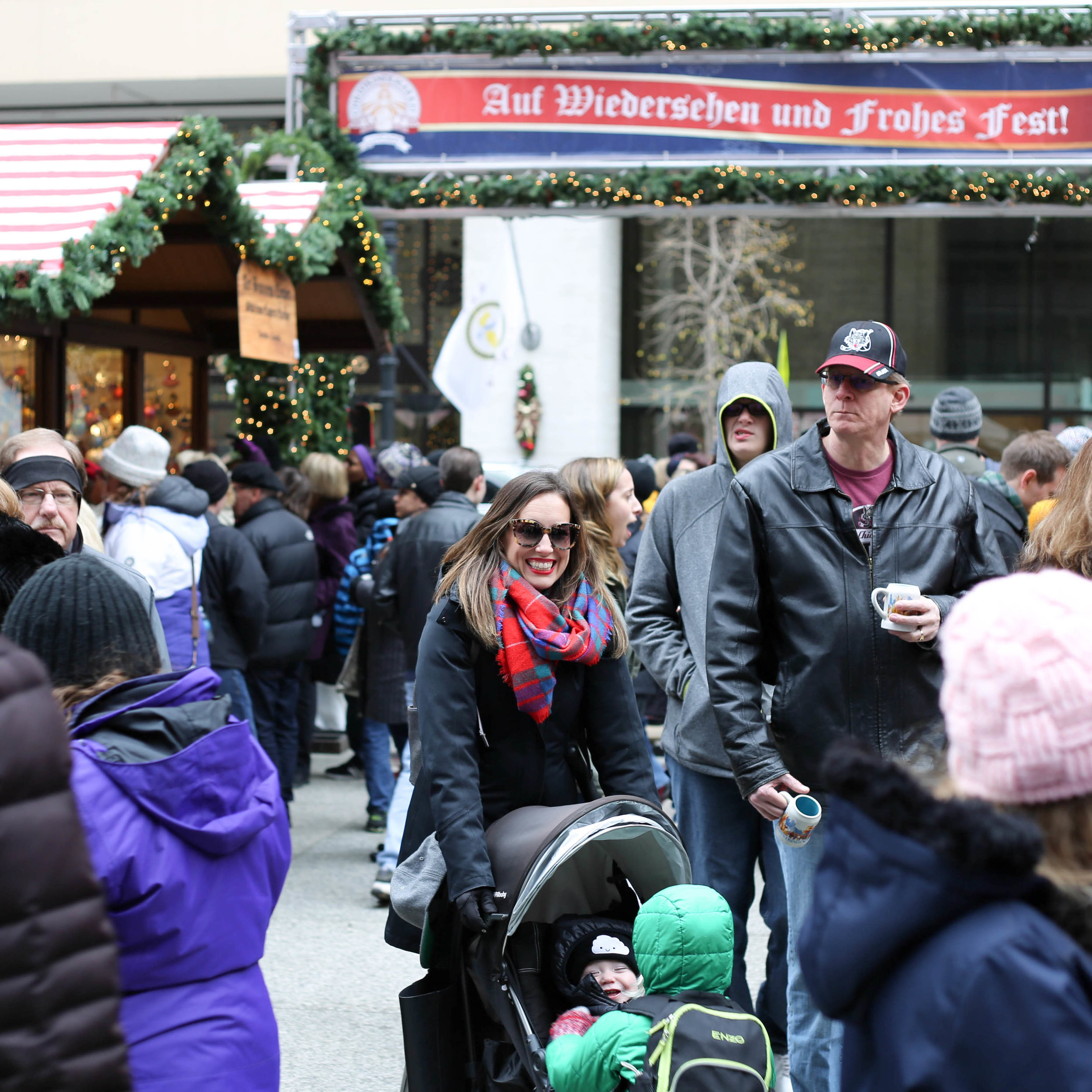 Chicago's German American Holiday Market