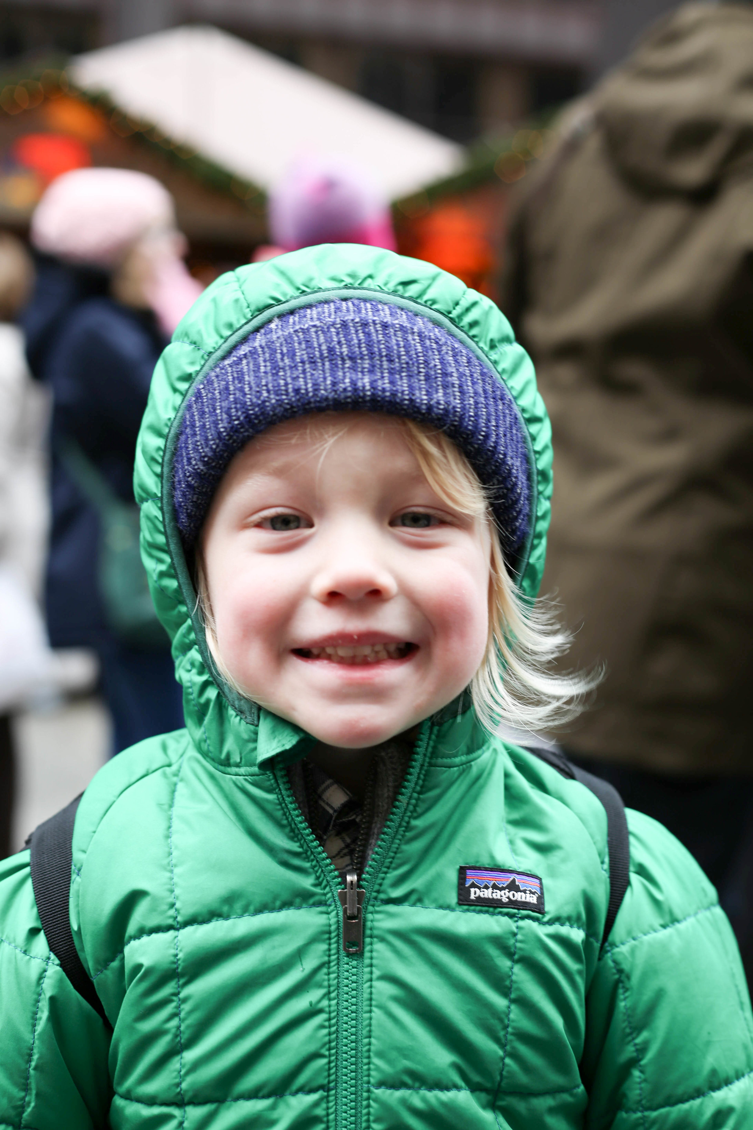 Winter Travel in Chicago with kids