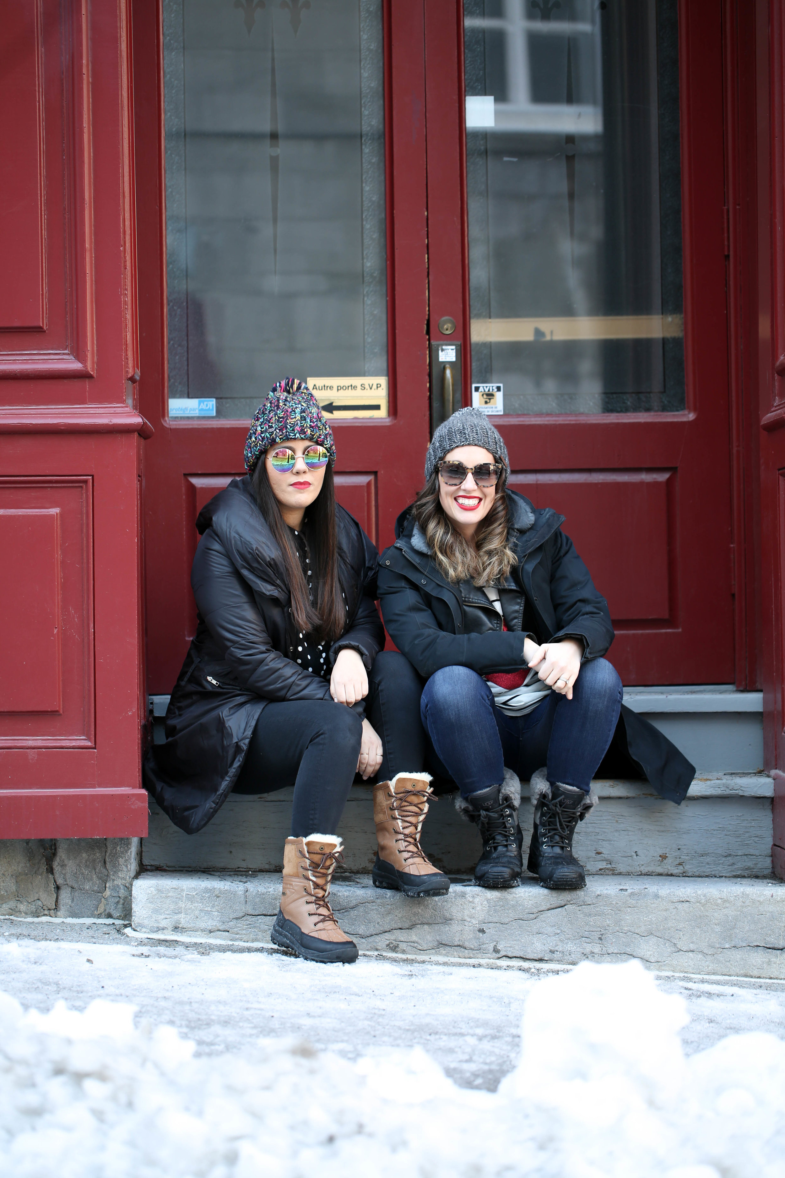 mom, style, girlfriends, winter style, mommy style, fashion, keeping your style as a mom,