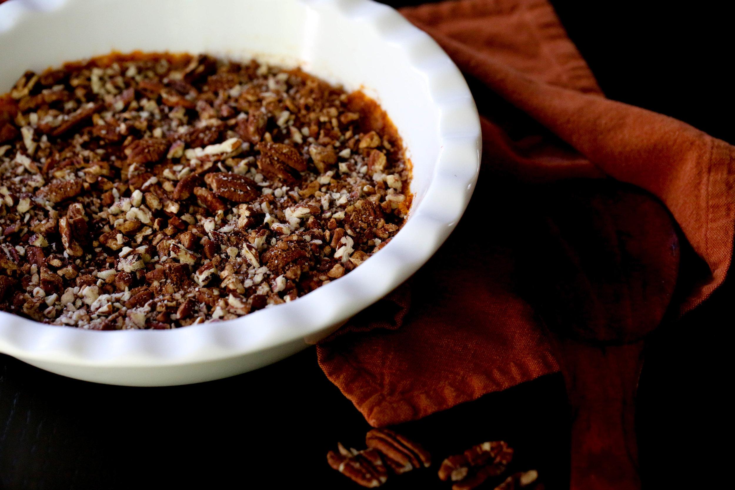 pecan sweet potato mash recipe