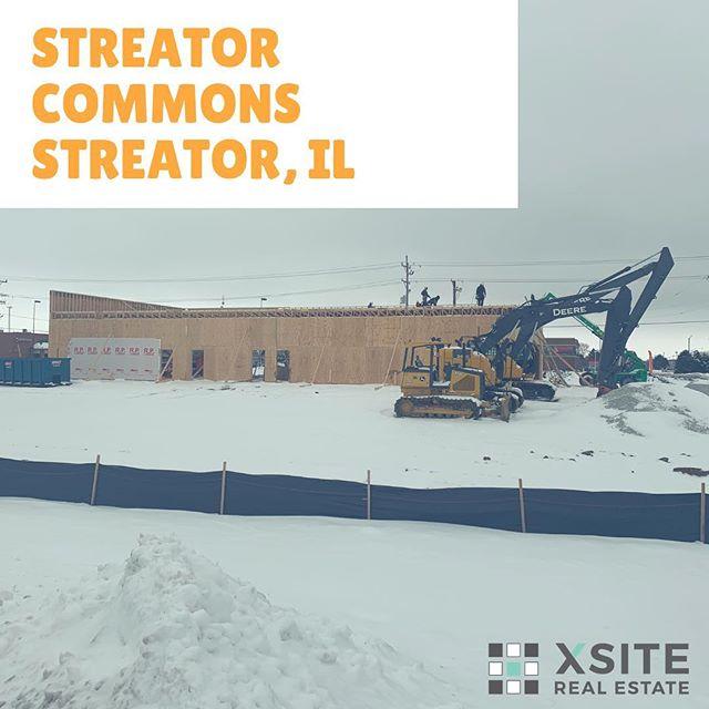 Coming soon. 6,800 sf in Streator, IL.