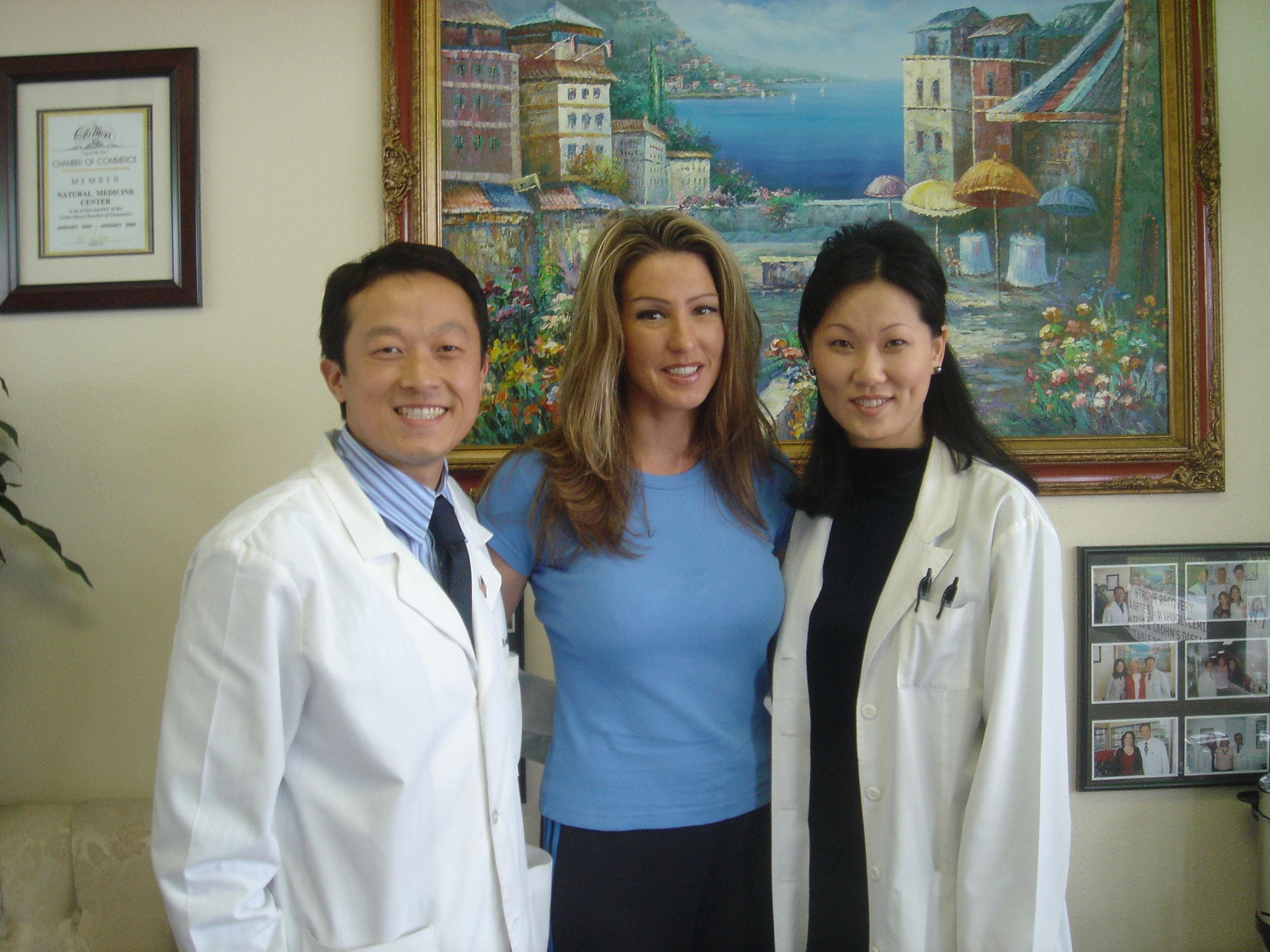 After the first acupuncture pain treatment, the patient said she felt a difference. From that time onward, the patient started to improve. She was able to continue with her daily routines and is able to even live a better quality life. In the process, the patient lost weight and re-gained her vitality.