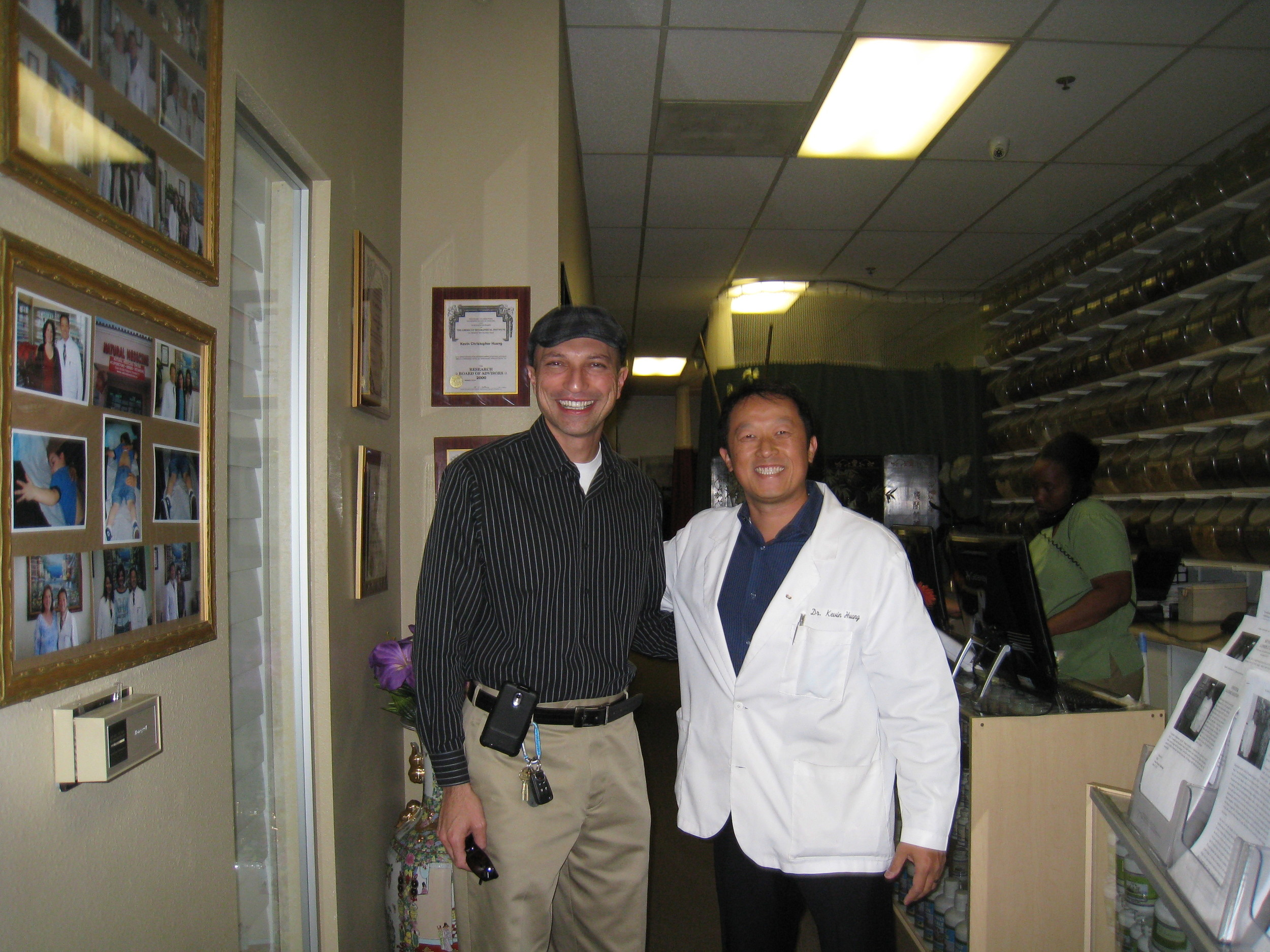 When I started my treatment with Dr. Kevin I stopped my cholesterol medicine. After 5 months of treatment I had a blood test and the results were absolutely amazing; my cholesterol levels had dropped to 177. I am 40 years old and have not had this low of a reading since I was 20 years old and in the best shape of my life. My immune system is working much better than it has in many years. I am enjoying good health and not taking all of the medications I used to take. Praise be to Jesus! I can't stop thanking God for bringing this Godly doctor into my life.