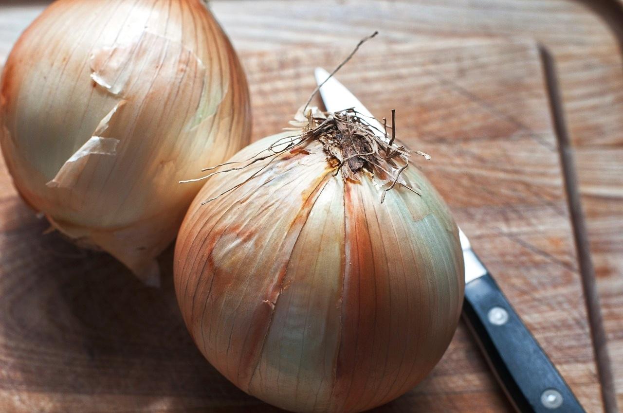 Organic Sweet Vidalia Onions