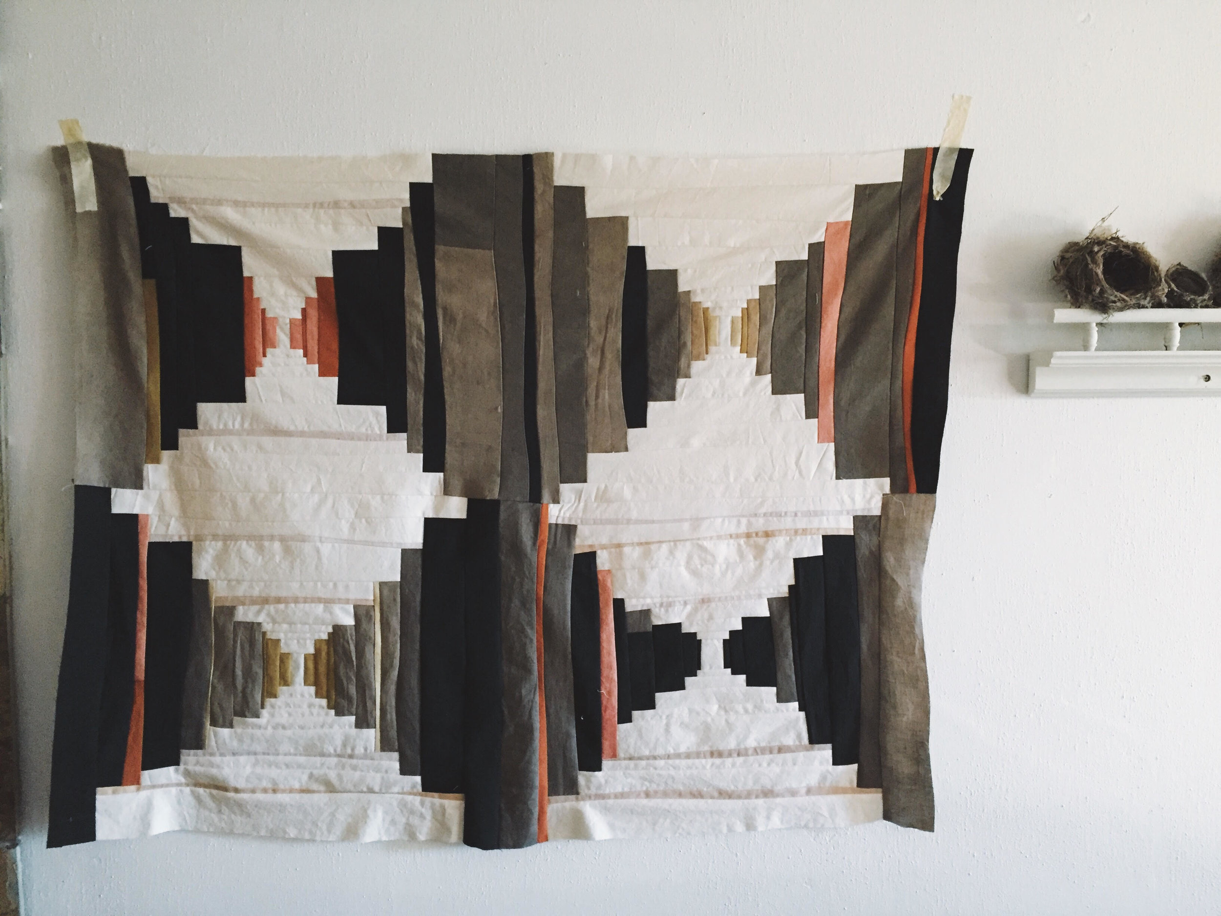 custom quilt for Thea