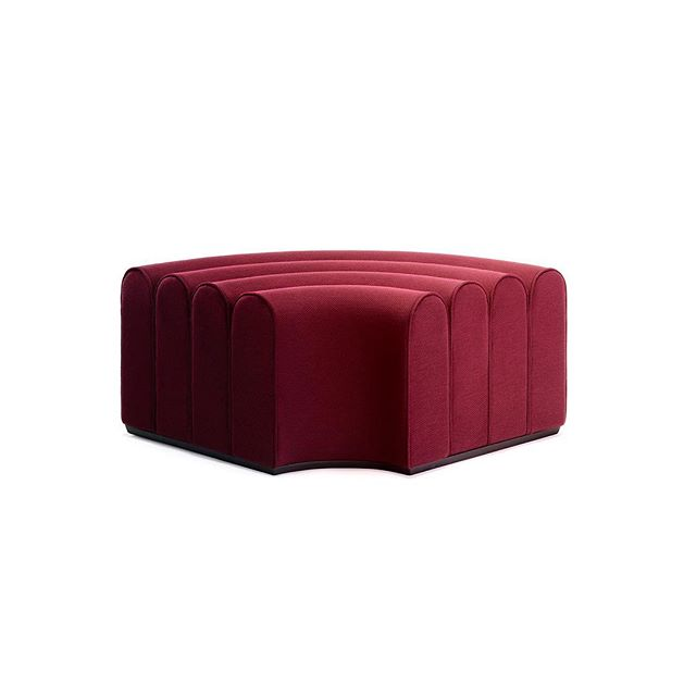 Arkad by @notedesignstudio for @zilioaec #pouf