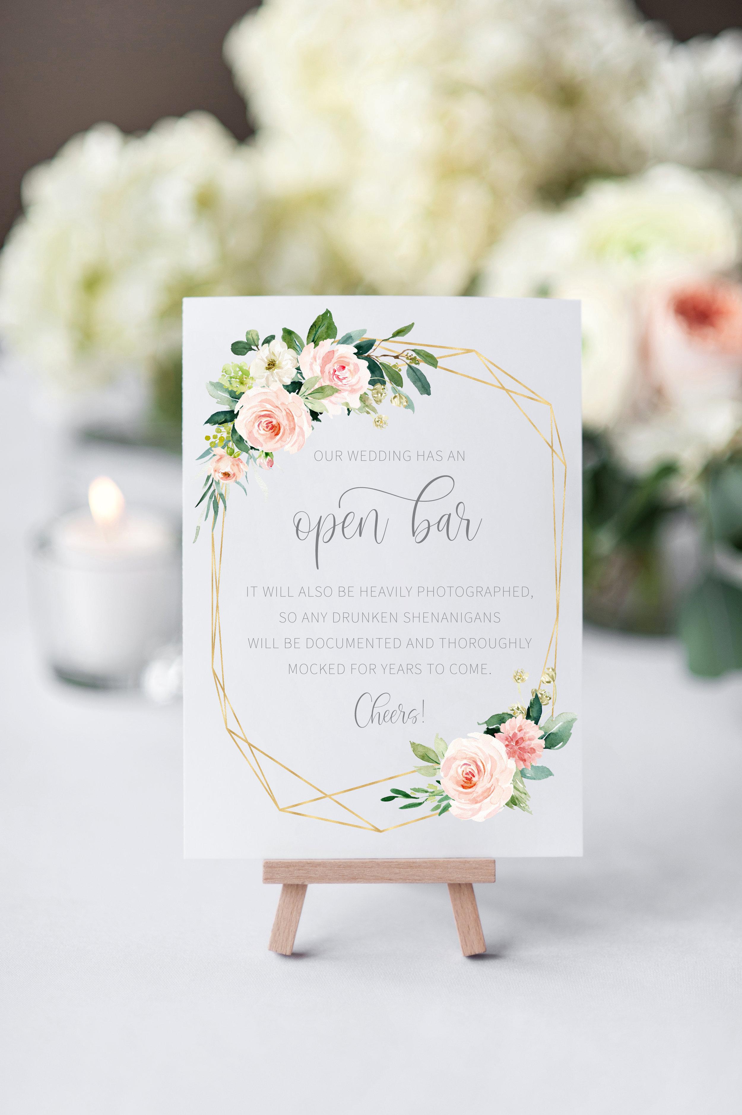 Blush Cream Floral Watercolor Wedding Open Bar Sign 1 (1).jpg
