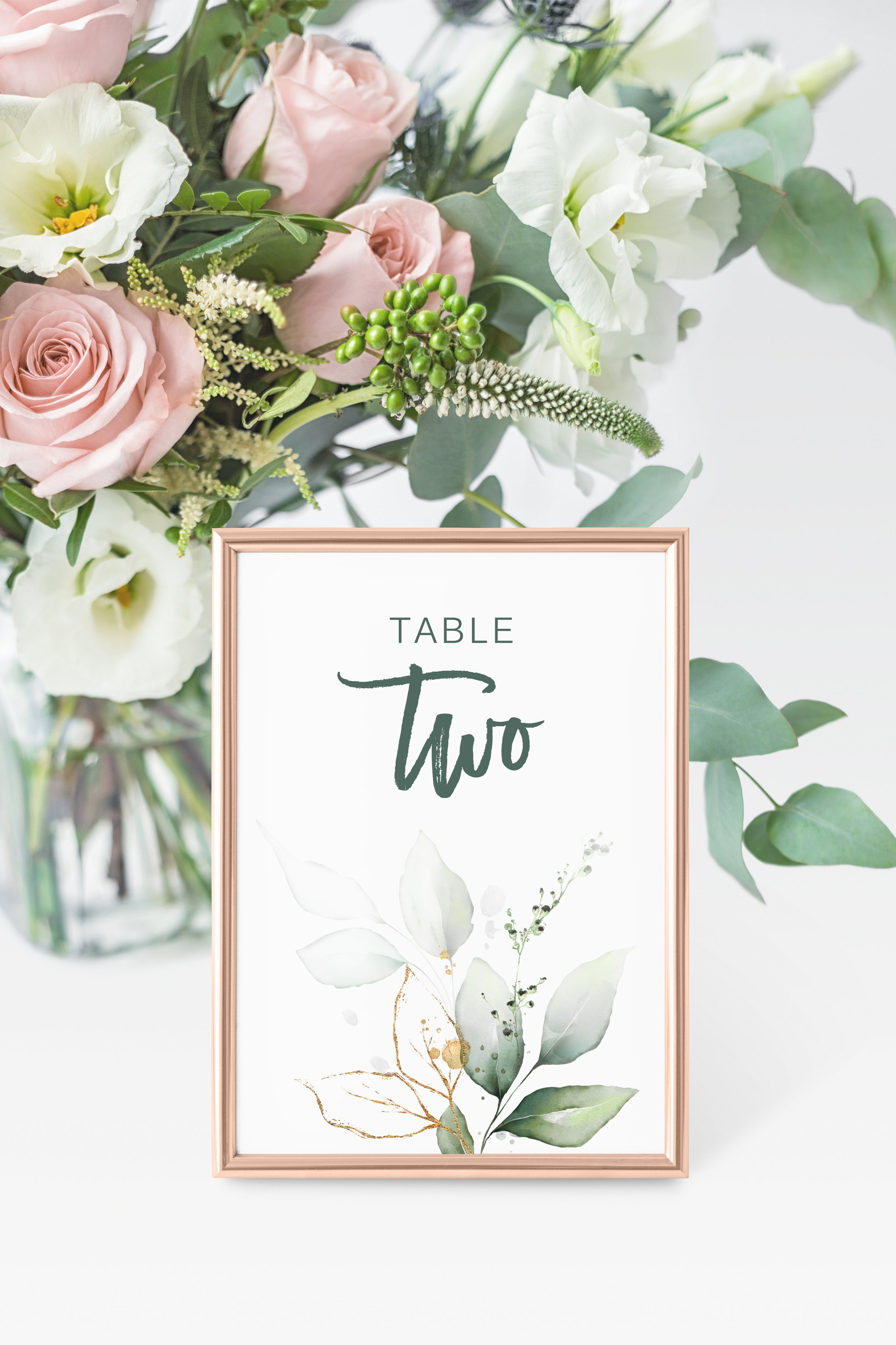 Greenery and Gold Table Numbers 1.jpg