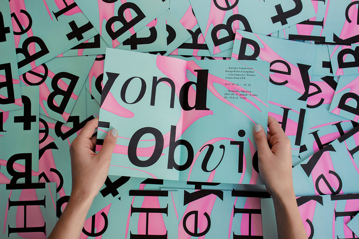 Beyond the Obvious by Eniko Deri and Nora Demeczsky (de_form)