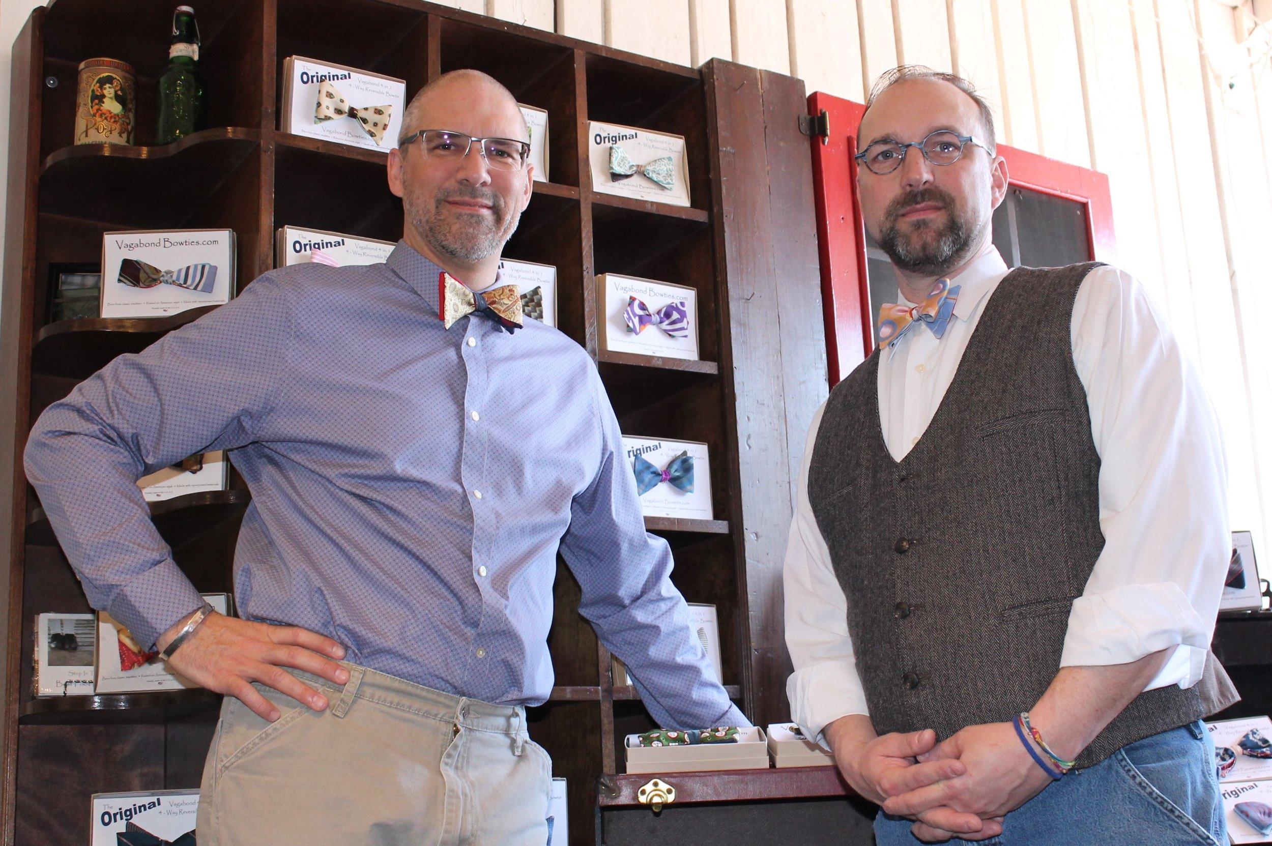 Michael beam and Duke Adams Vagabond LLC, us@vagabondbowties.com  (5).JPG