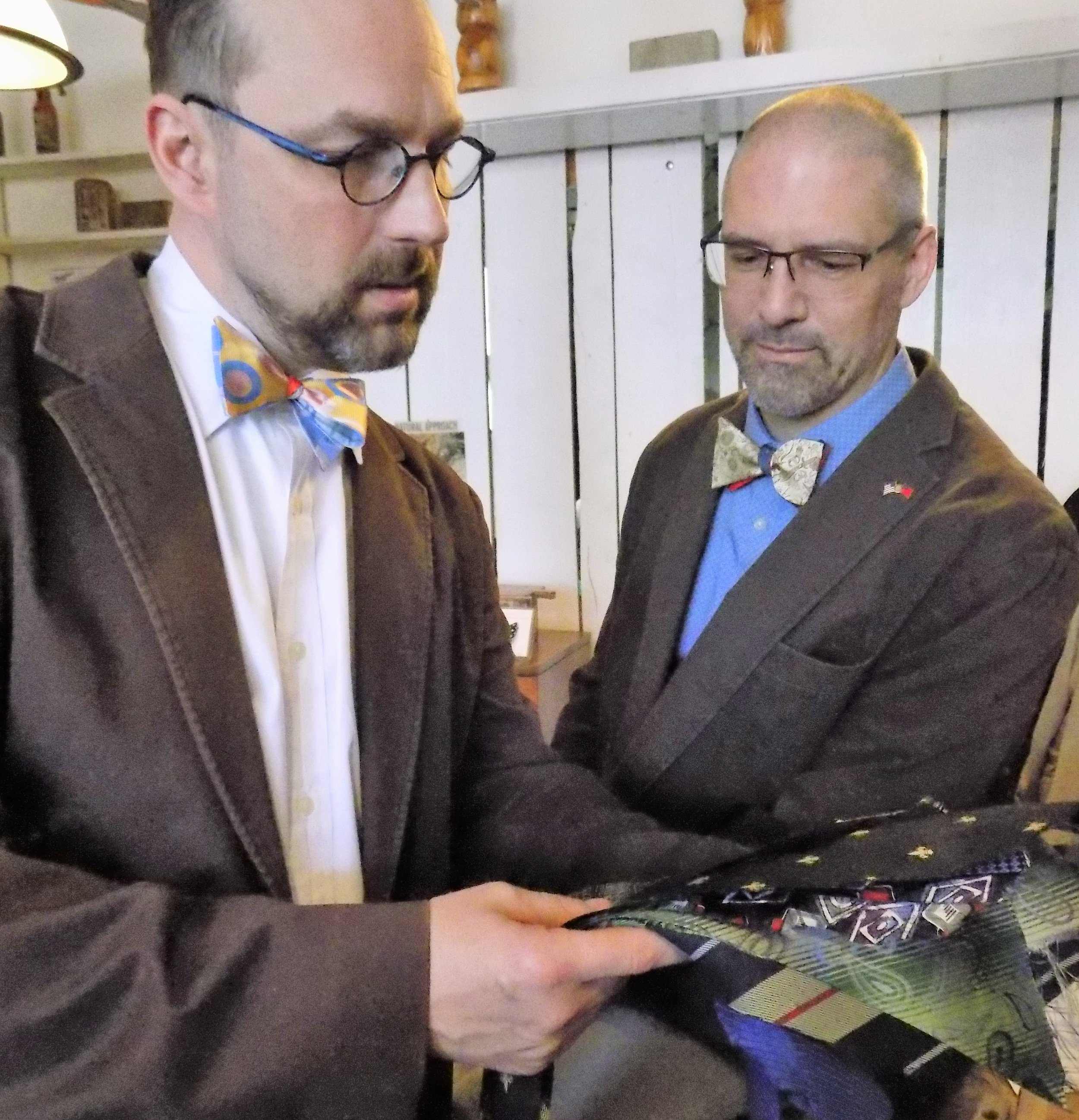 Michael beam and Duke Adams Vagabond LLC, us@vagabondbowties.com  (2).JPG