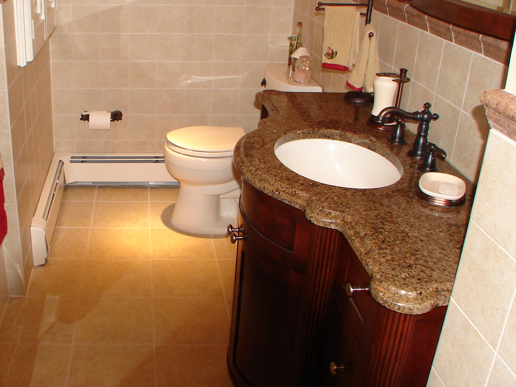 BATHROOM GALLERY - CATTERSON 1