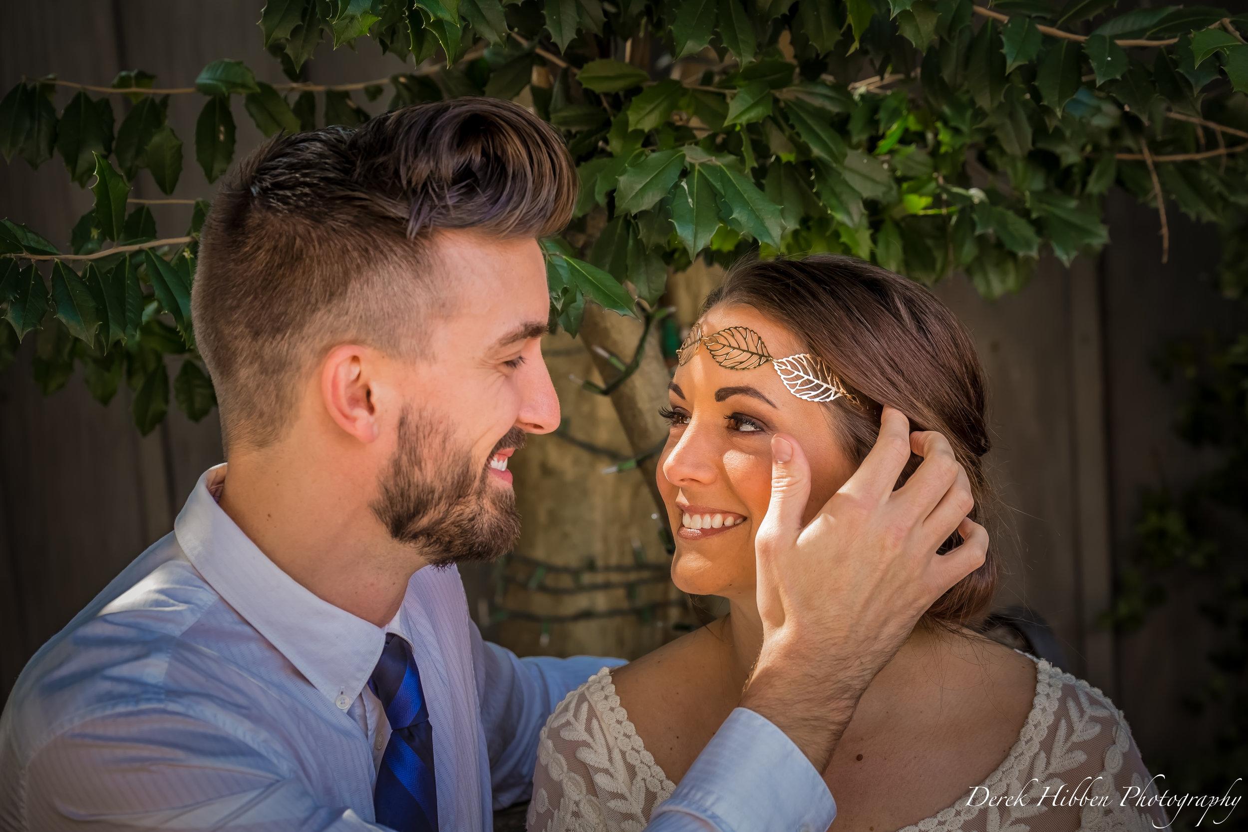 Andrew & Rachel, Photo: Derek Hibben