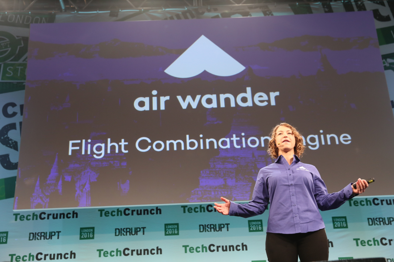 CEO & Founder @ AirWander, Ela Bader