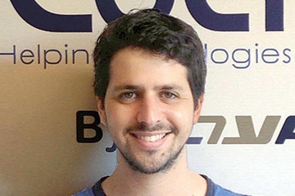 CEO @ Cockpit Innovation, Henry Chen Weinstein