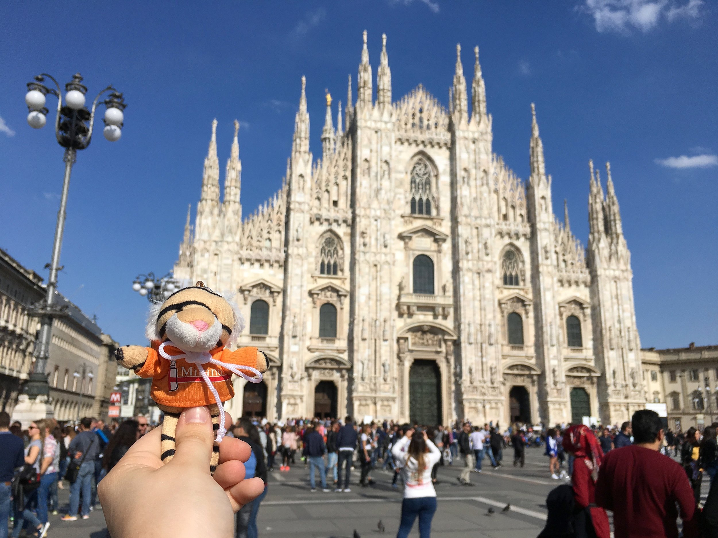 Europe - I lived in Milan, Italy from January 2017- May 2017. Click the button below to see pictures of my travels of around Italy and to seven other countries!