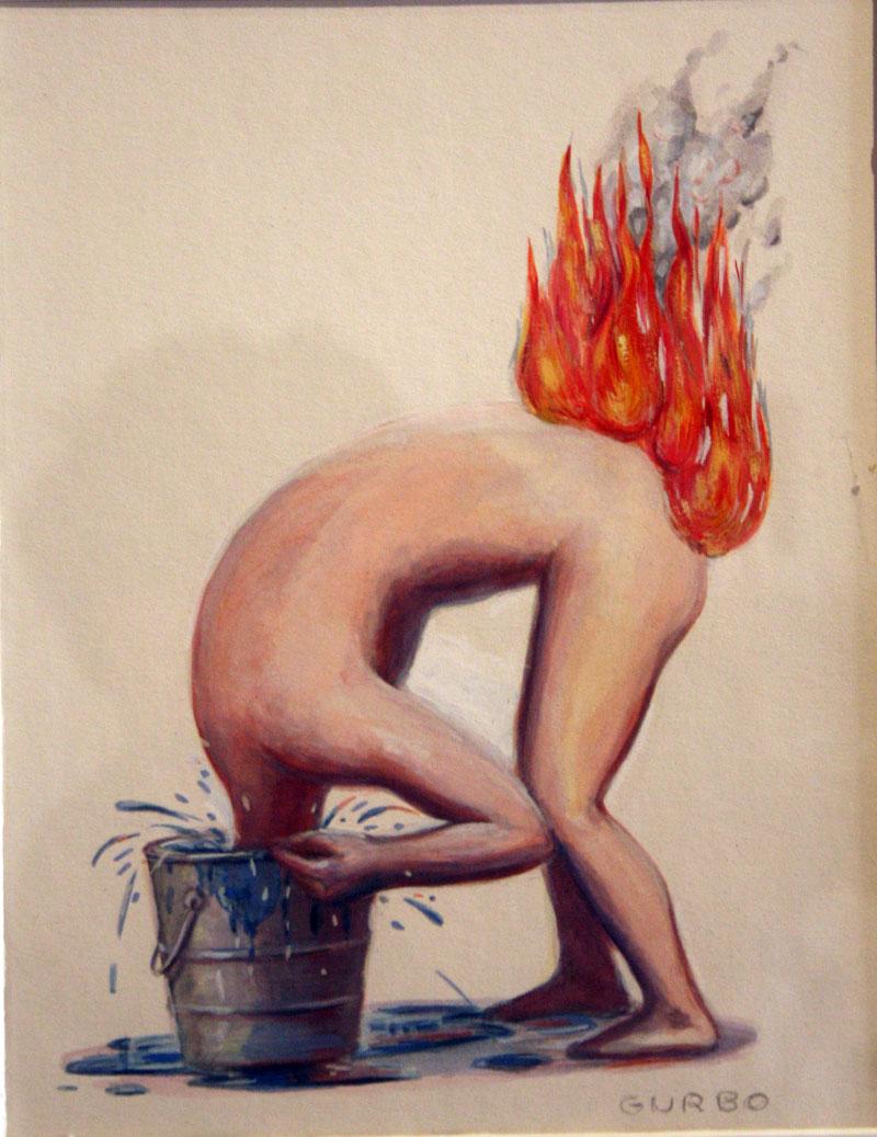 Ass On Fire