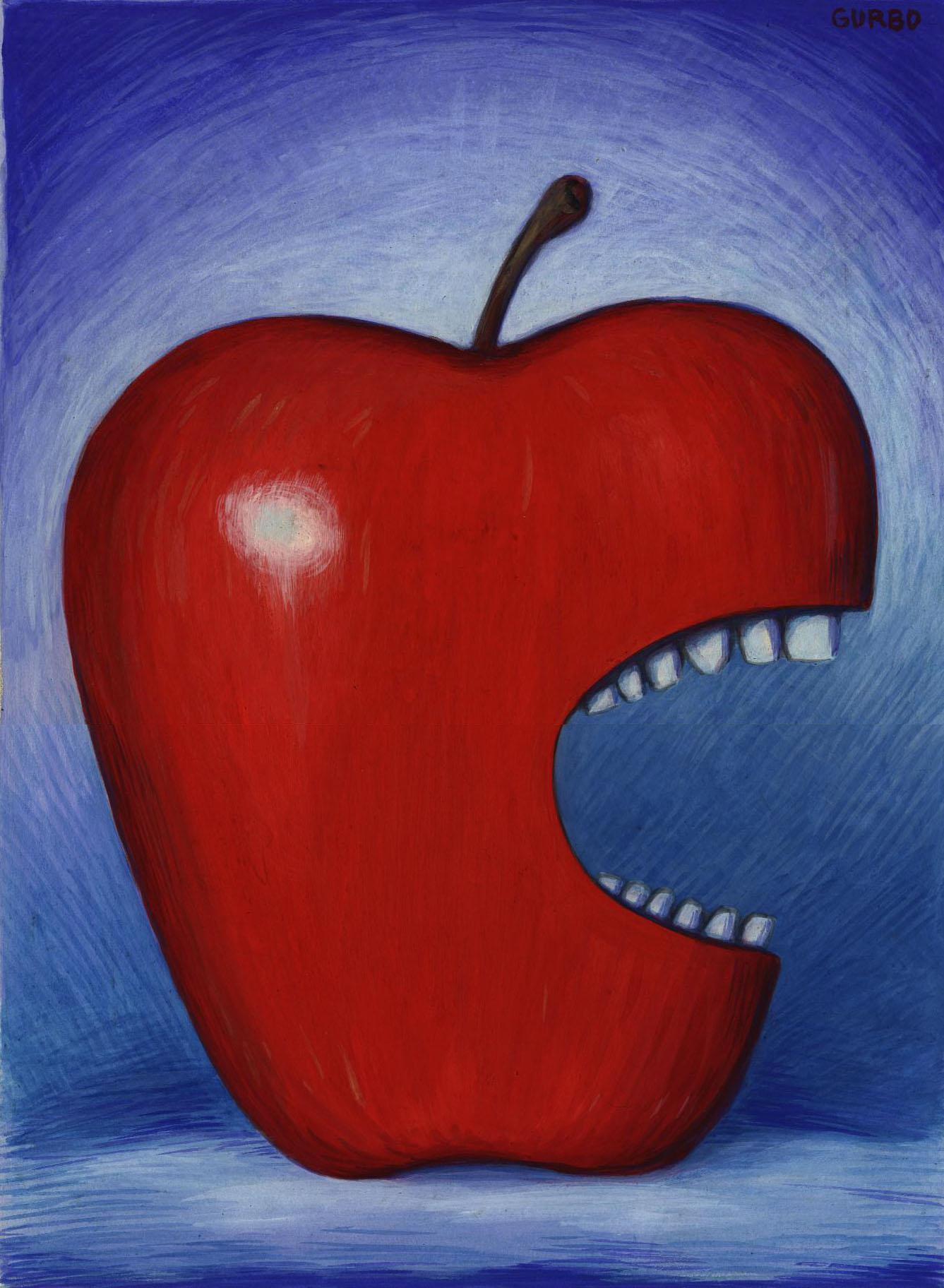 Big Apple Bites Back