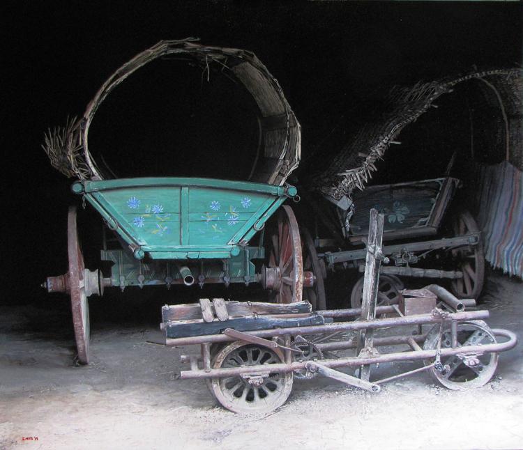Balkan Wagon
