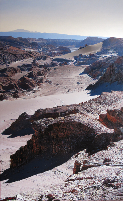 Atacama Rocks & Sand