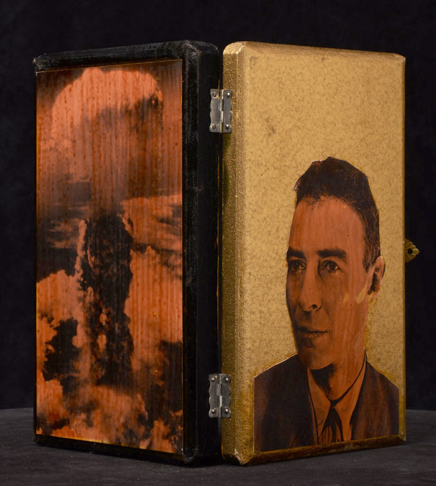 Oppenheimer Portrait (outside view)