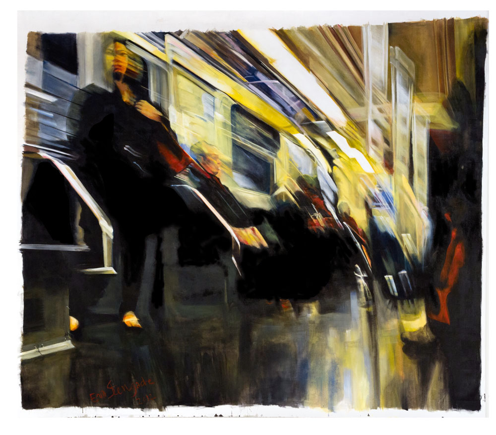 Woman in Black (Speed Inside No. 3)