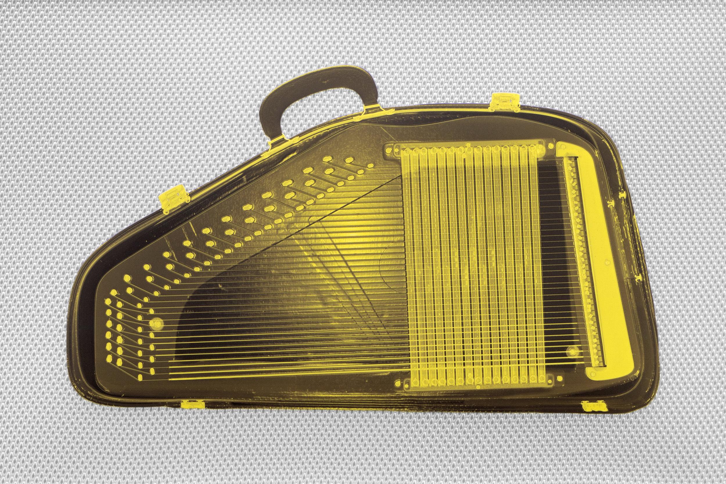 Gold Autoharp
