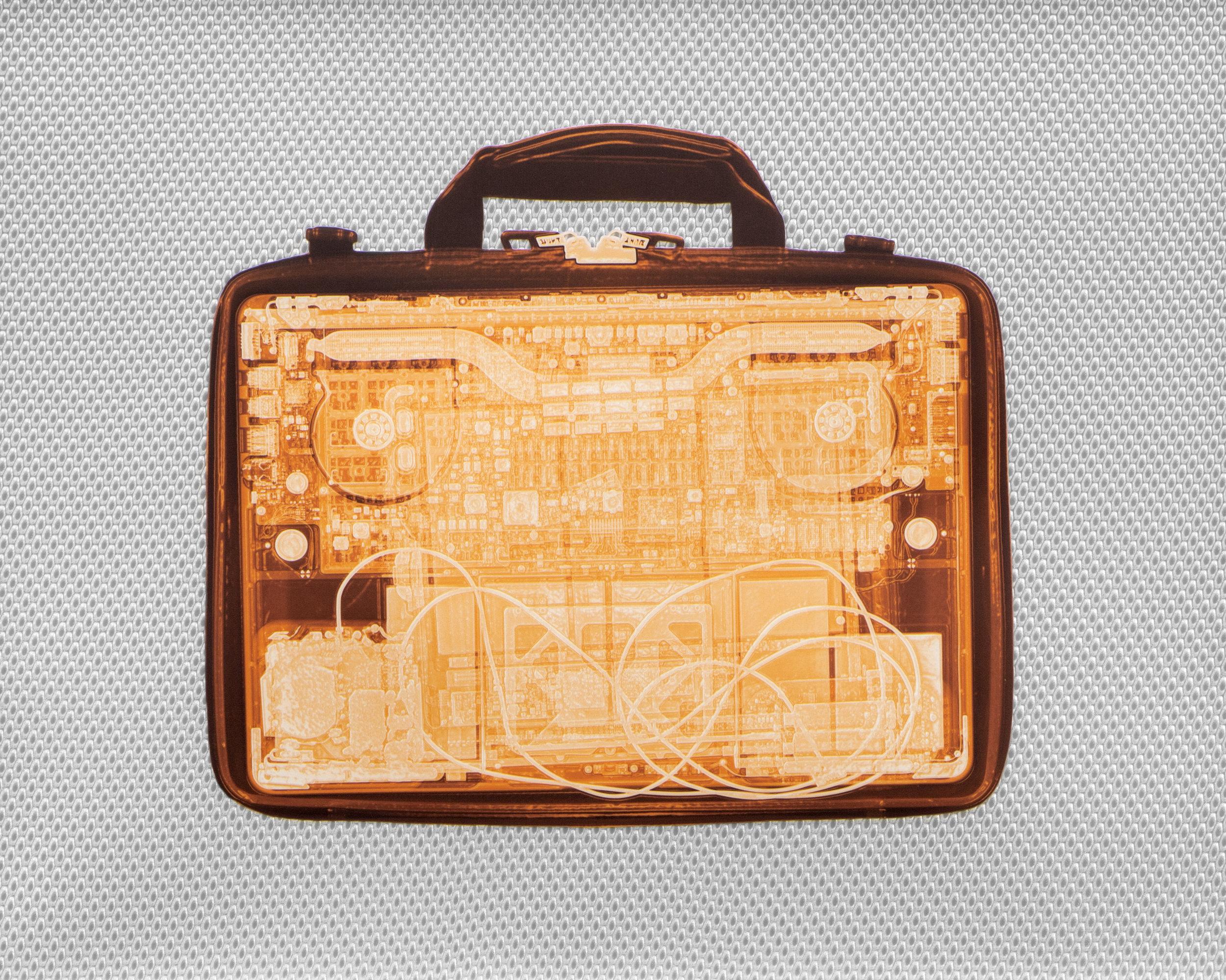 Amber Laptop Case