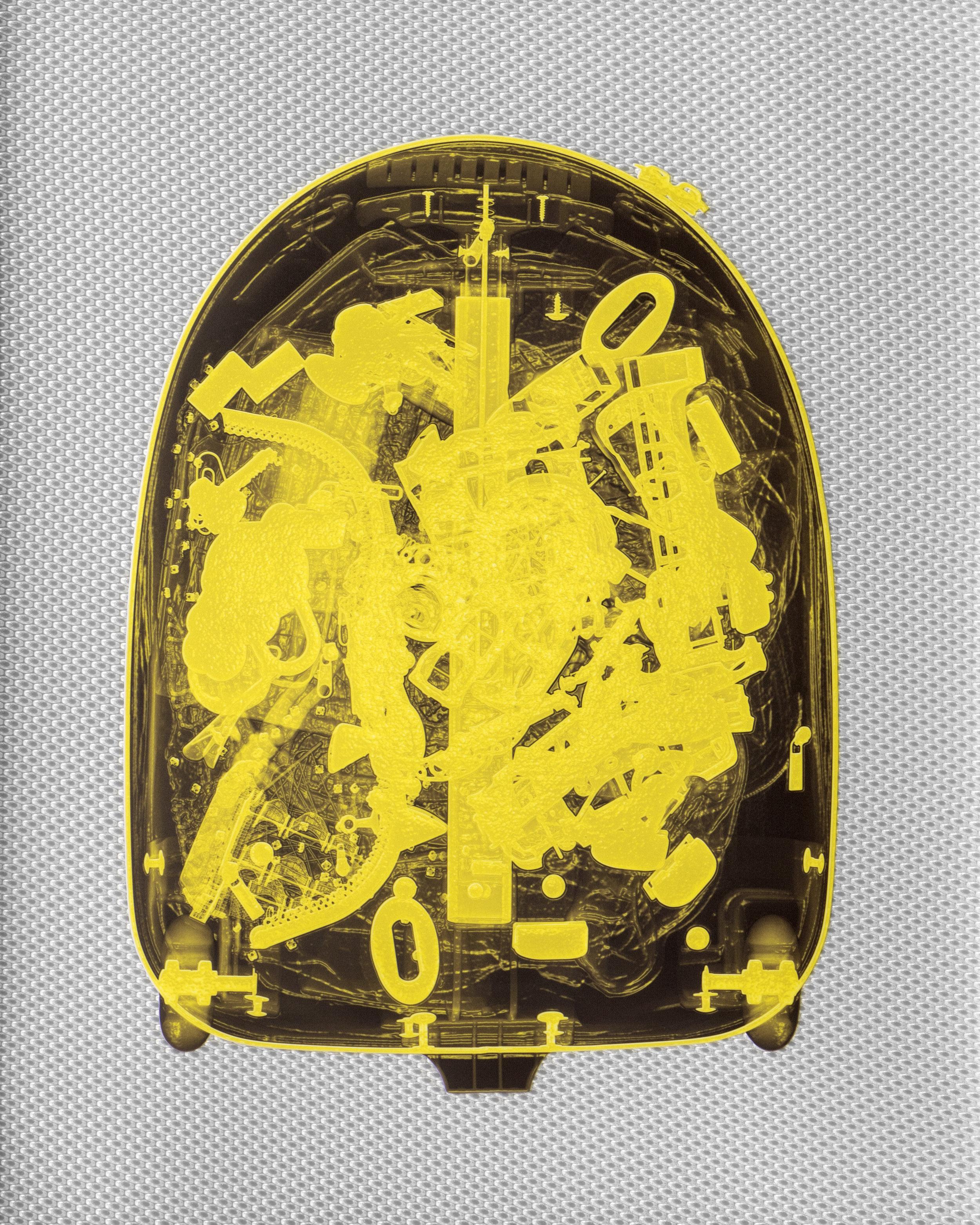 Yellow Luggage