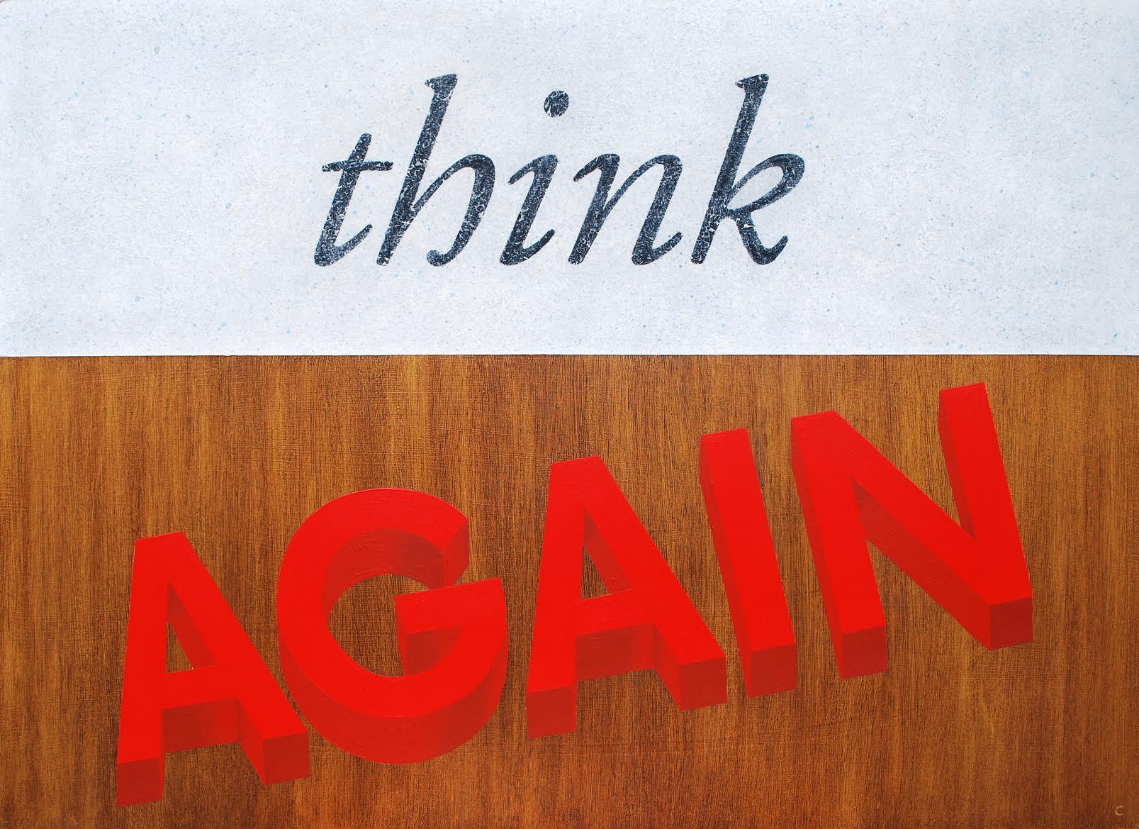 think (AGAIN)